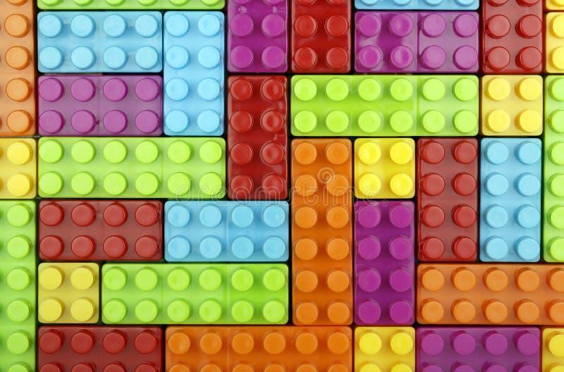 Блоки игрушки стоковые изображения