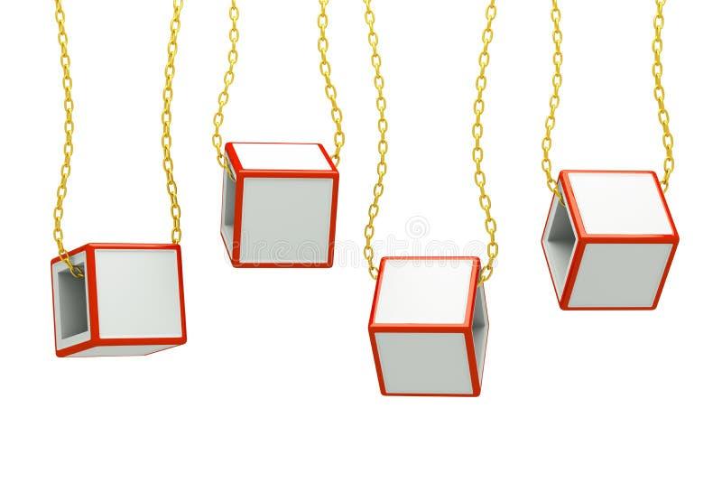 Блоки иллюстрация штока