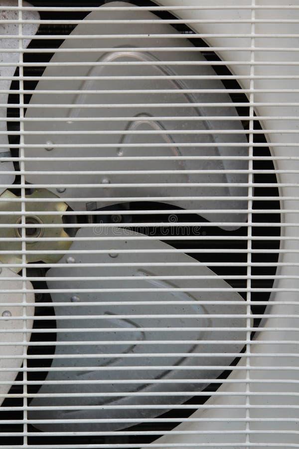 Блок катушки вентилятора стоковые фотографии rf