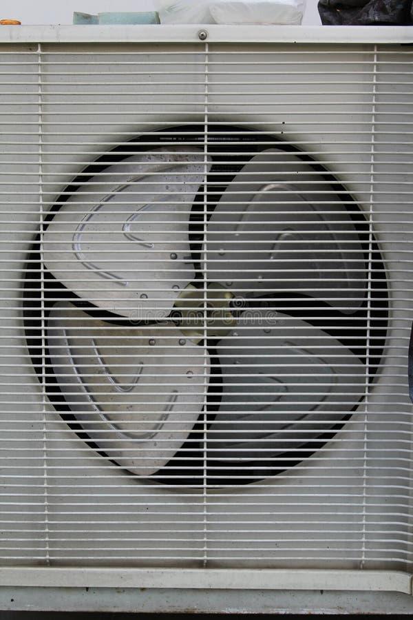 Блок катушки вентилятора стоковые изображения rf