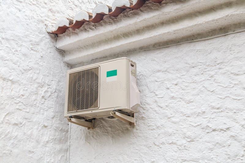 блок кондиционирования воздуха стоковое изображение