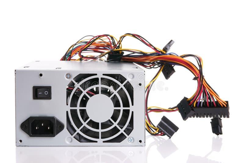 Блок электропитания PSU для компьютера стоковые фото