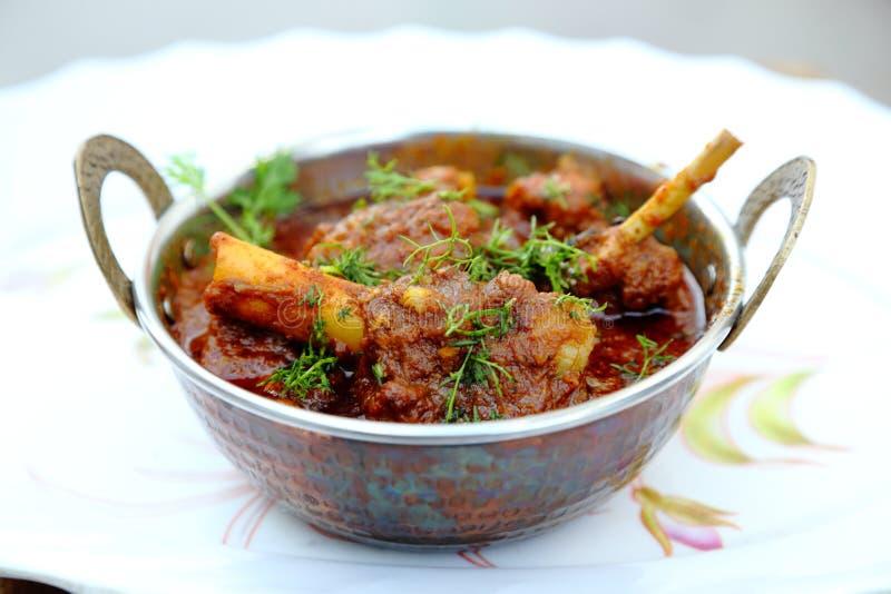 Блюдо баранины стоковые фотографии rf
