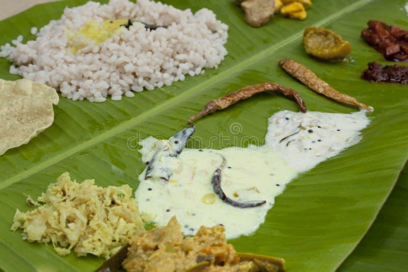 Блюдо фестиваля Pongal специальное от Индии стоковые изображения