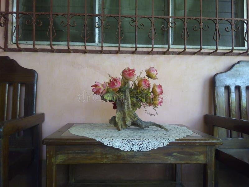 Ваза цветка DIY стоковые фото