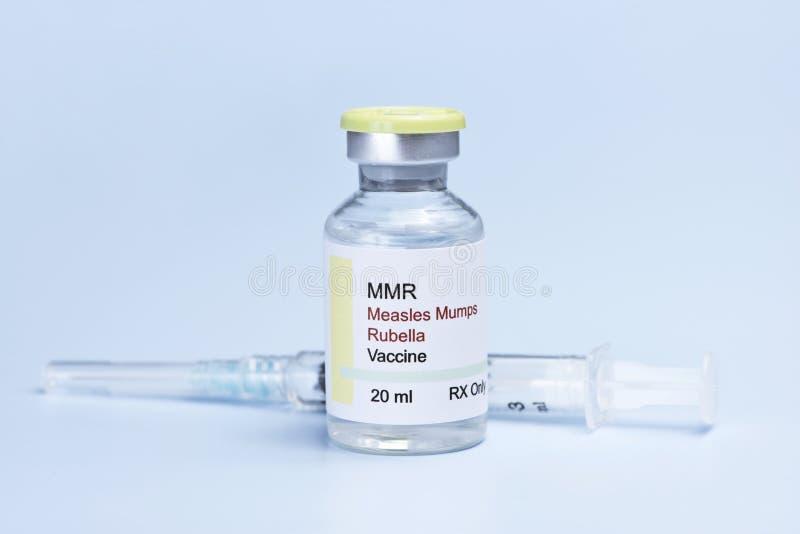 Вакцина MMR стоковое изображение rf