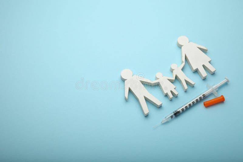 Вакцинирование гриппа Усильте невосприимчивость тела стоковое изображение rf