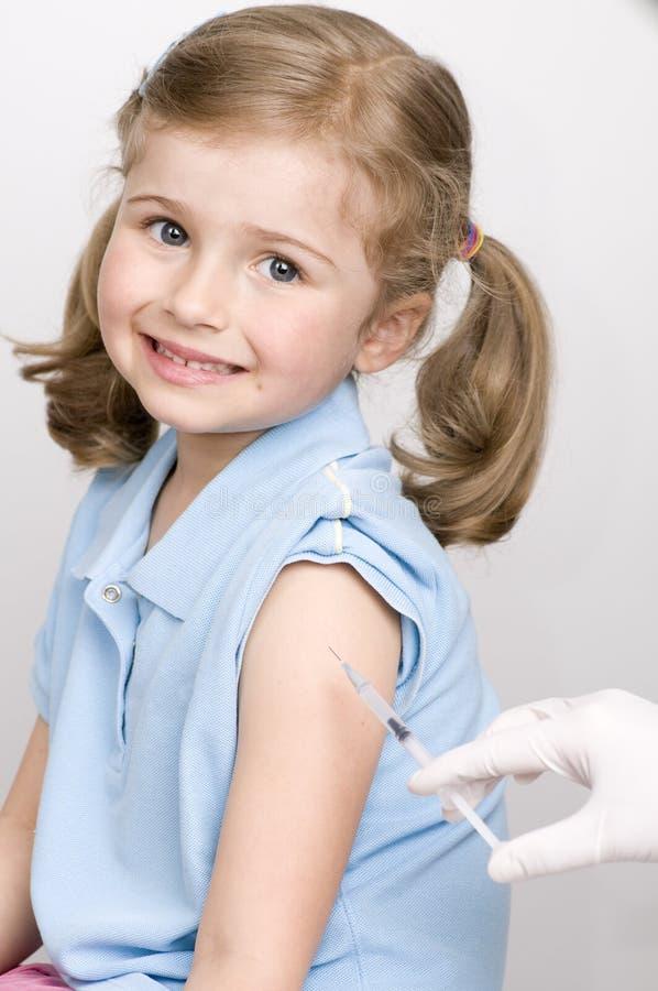 вакцинирование стоковая фотография