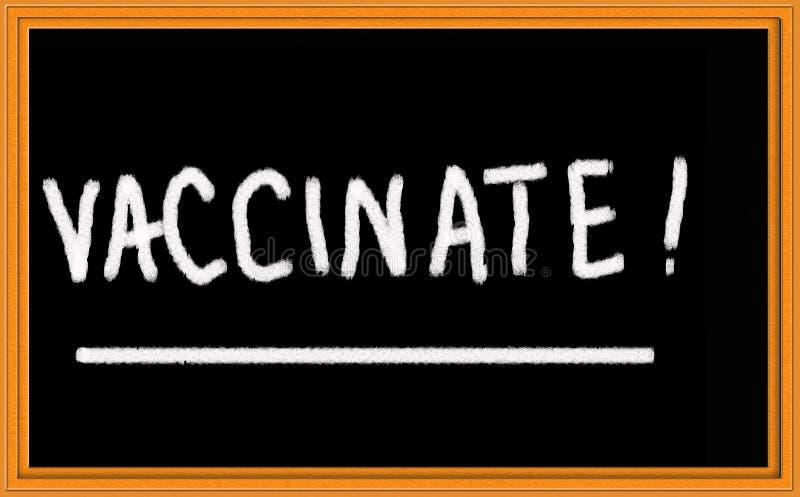вакцинируйте стоковая фотография rf