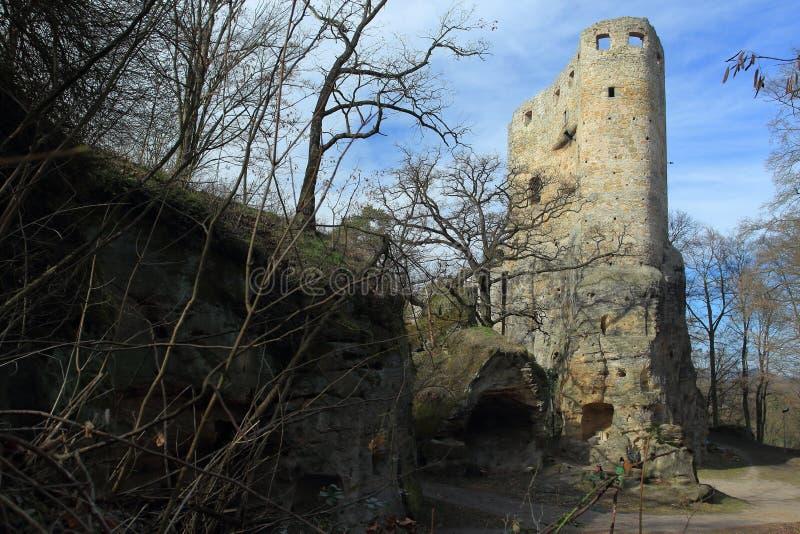 Валеков (замок) стоковые фотографии rf