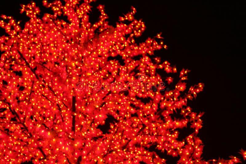 валы искусственного света стоковые фото