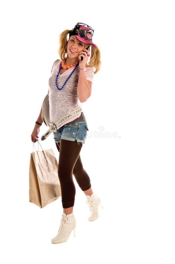 вальма девушки урбанская стоковая фотография