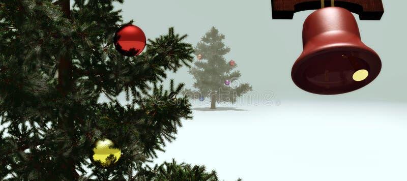 Download вал места рождества праздничный Иллюстрация штока - иллюстрации насчитывающей рождество, украшения: 6858162