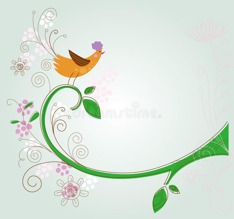 вал птицы бесплатная иллюстрация