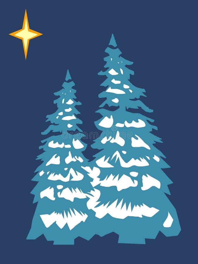 вал рождества стилизованный бесплатная иллюстрация