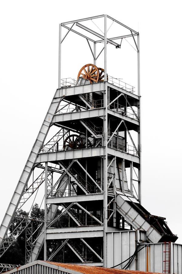 вал шахты стоковое изображение rf