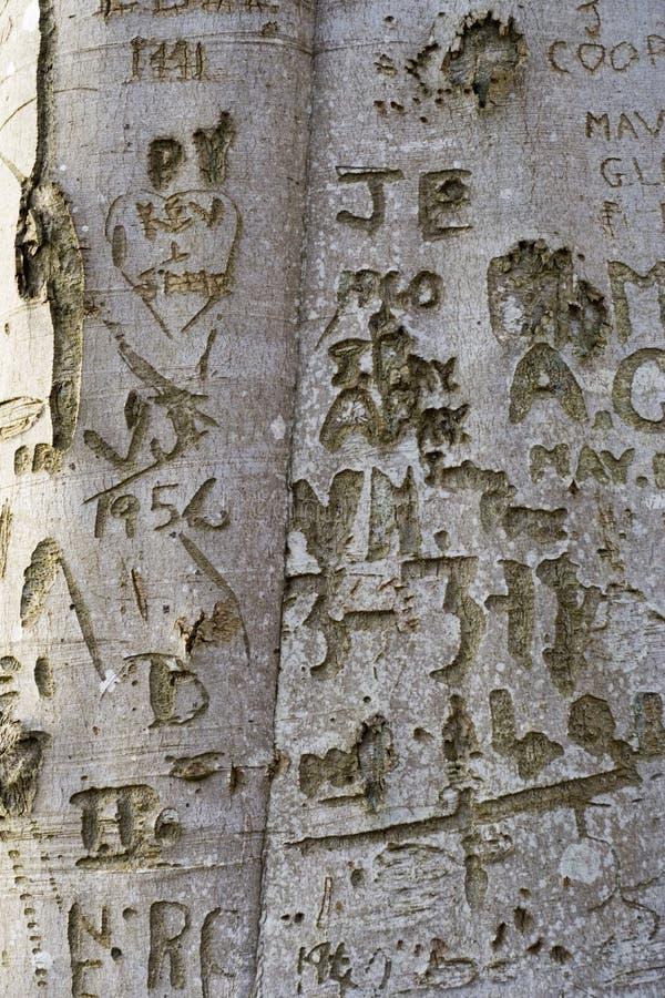 вал 3 надписей на стенах стоковые изображения