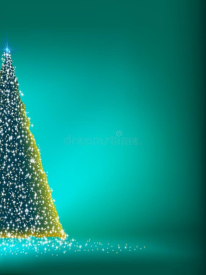 Download вал Eps абстрактного рождества 8 зеленый Иллюстрация вектора - иллюстрации насчитывающей праздник, крышка: 17623110