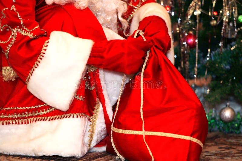 вал santa рождества стоковые изображения rf