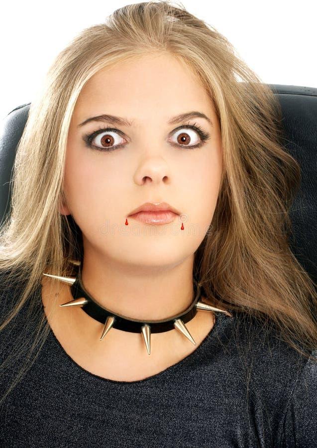 вампир halloween стоковое фото rf