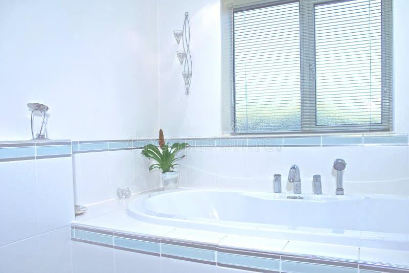 ванная комната Великобритания стоковое изображение