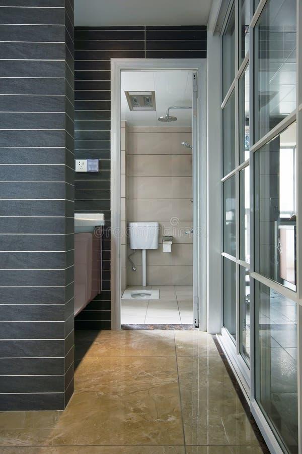 ванная комната чистая стоковая фотография