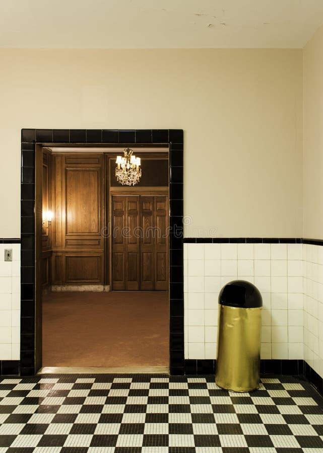 Ванная комната Deco стоковые фото