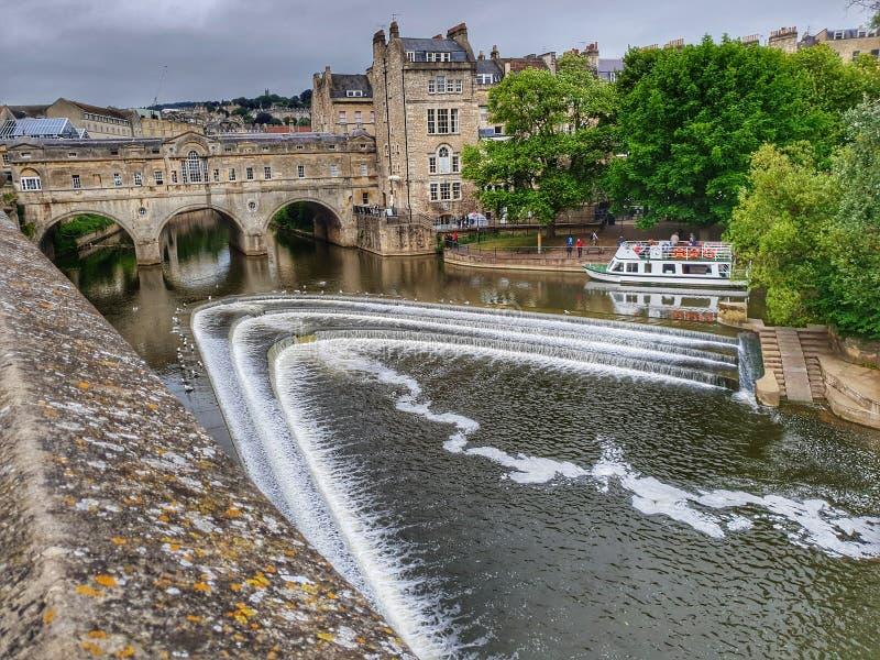 Ванна, Великобритания стоковая фотография rf