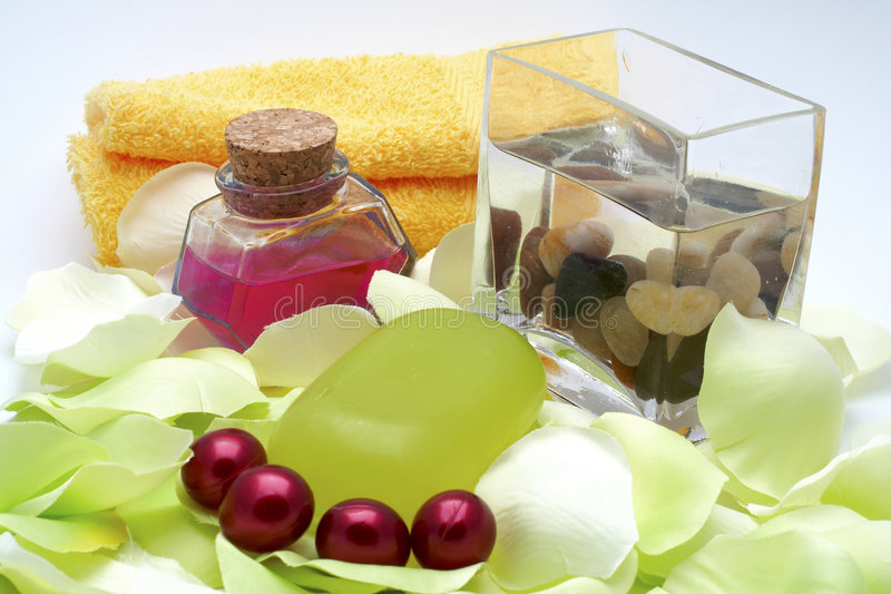 ванна вспомогательного оборудования стоковые фотографии rf