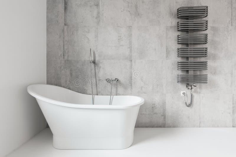 Ванна которую ничего отвлекает стоковые изображения rf