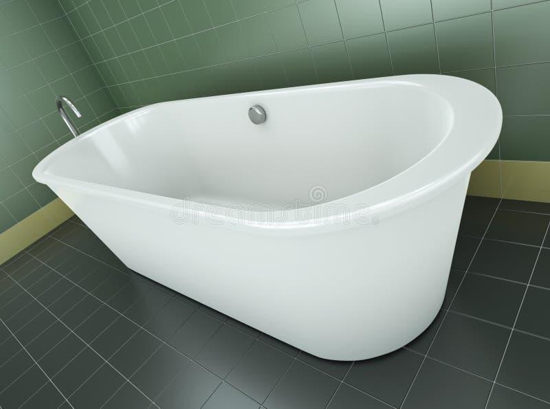 Download ванна иллюстрация штока. иллюстрации насчитывающей тип - 18399409