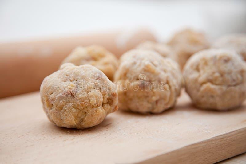 вареники хлеба стоковые фото