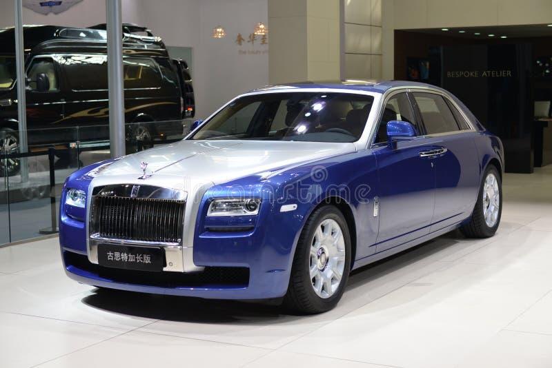 Вариант Rolls Royce Gusteau выдвинутый стоковая фотография rf