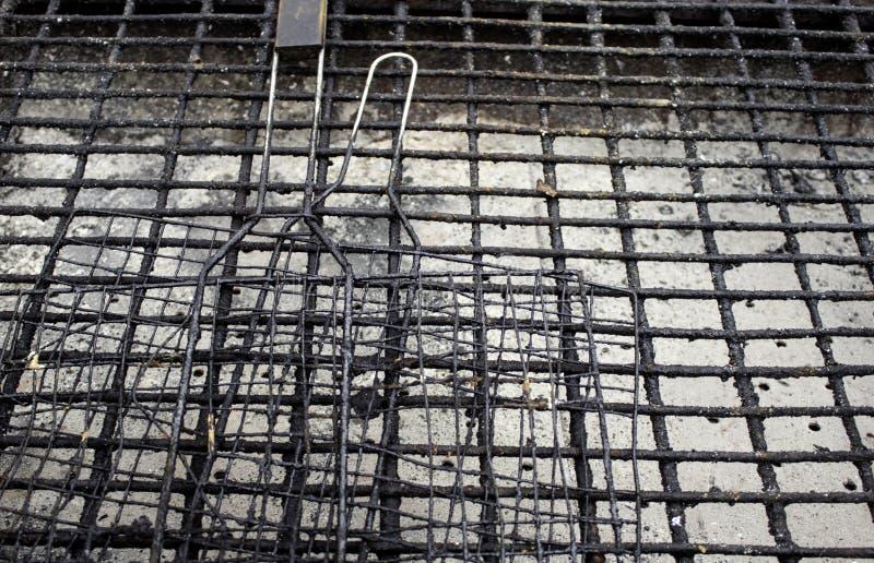 Варить гриля металла стоковое изображение rf