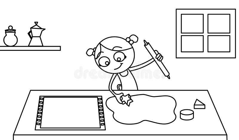варить печениь Стоковое Изображение RF