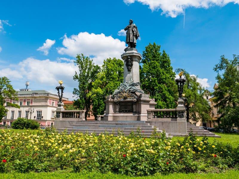Варшава, Польша стоковые изображения rf