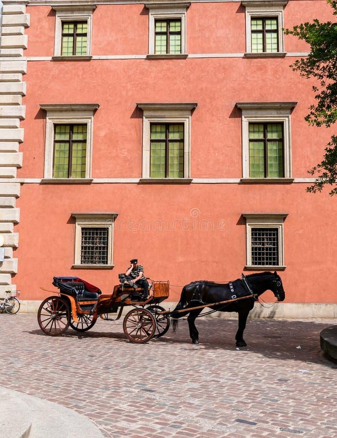 Варшава, Польша стоковые фото