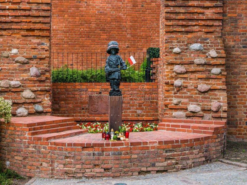 Варшава, Польша стоковые фотографии rf
