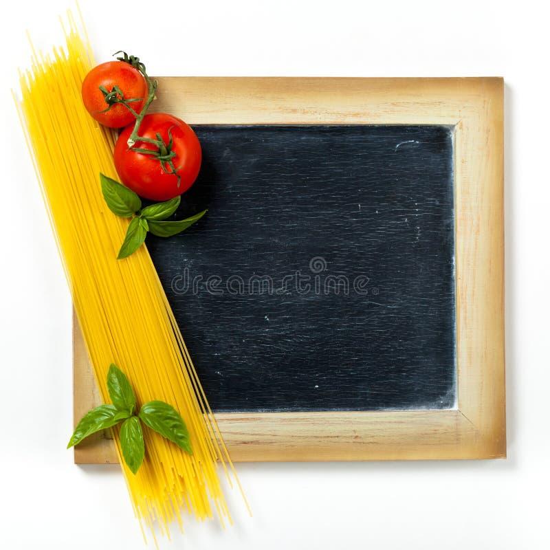 варящ ингридиенты еды итальянские стоковые изображения
