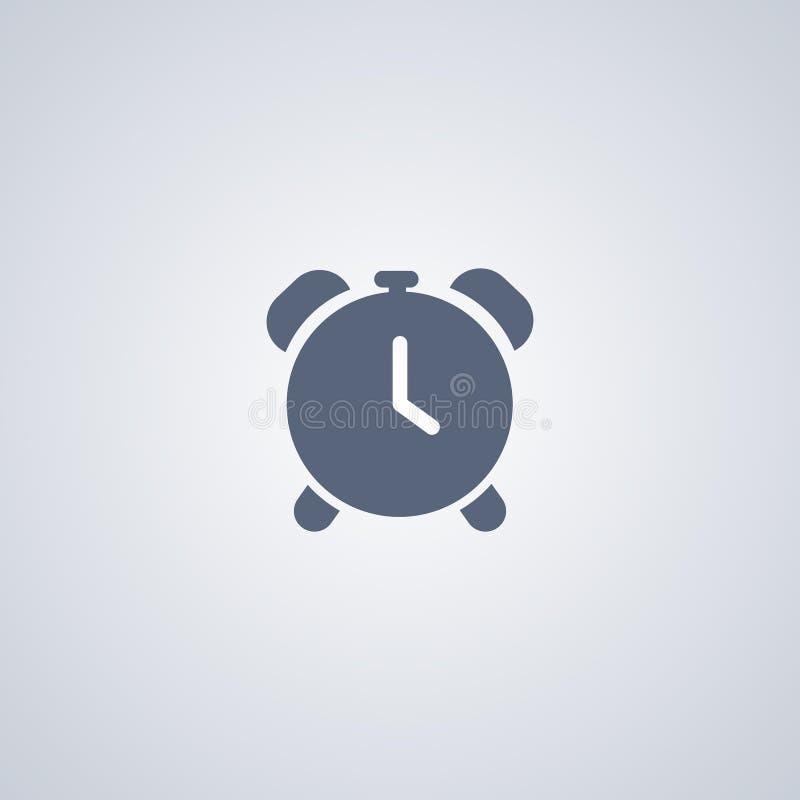 Вахта, время, vector самый лучший плоский значок иллюстрация вектора