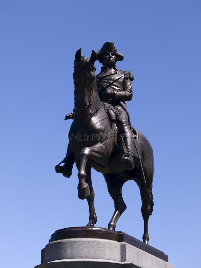 вашингтон статуи george стоковые изображения rf