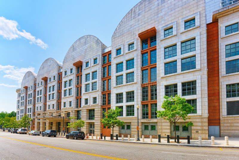 Вашингтон, США, городской городской пейзаж города, Суд-воззвания c США стоковое фото