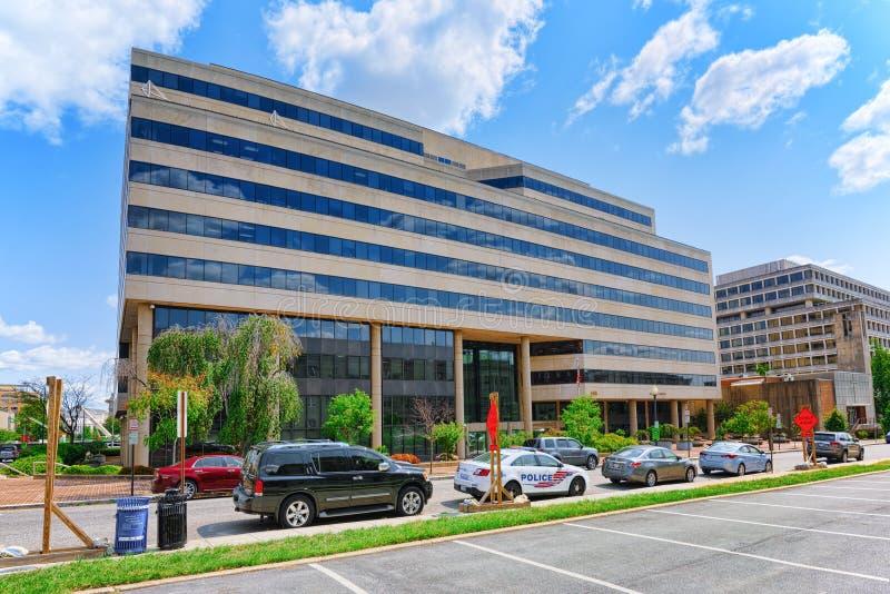 Вашингтон, США, район офиса ` s юриста Соединенных Штатов  стоковое изображение