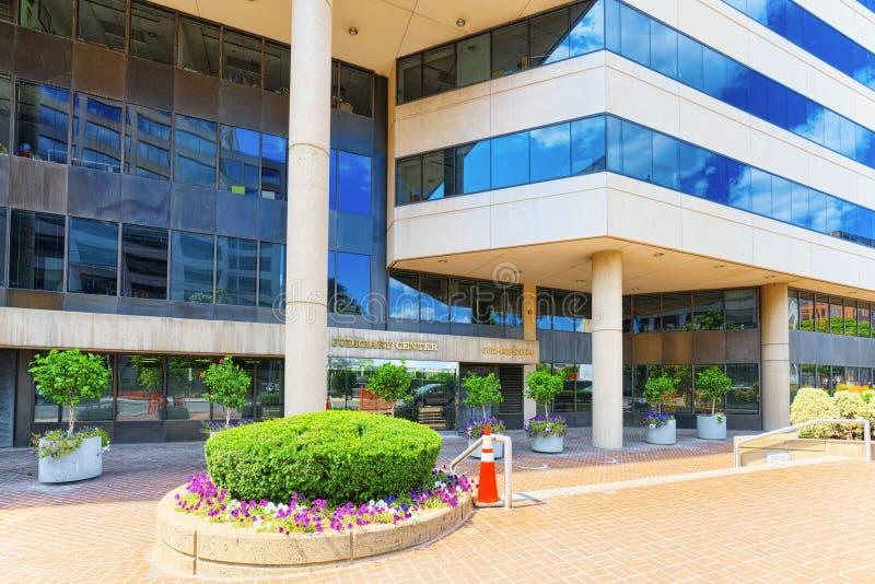 Вашингтон, США, район офиса ` s юриста Соединенных Штатов  стоковые фотографии rf