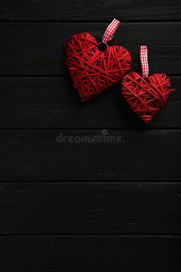 Валентайн влюбленности s иллюстрации сердец дня стоковые изображения rf