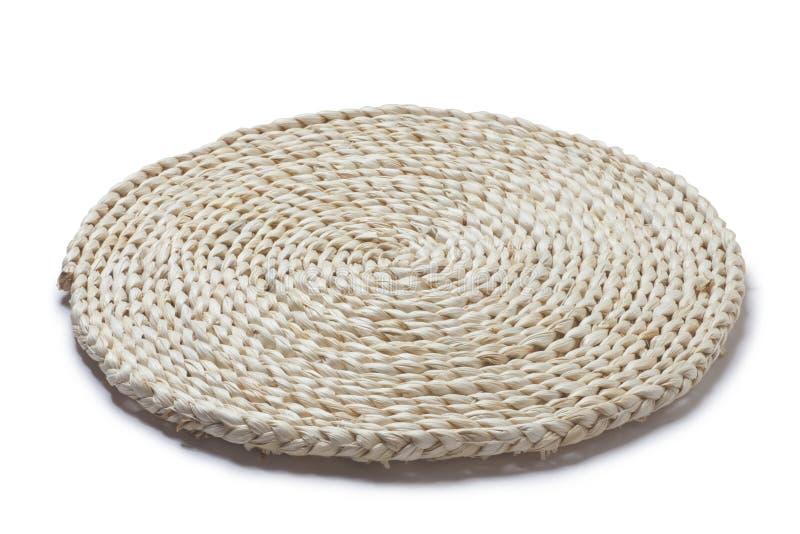 валик соломы стоковое изображение