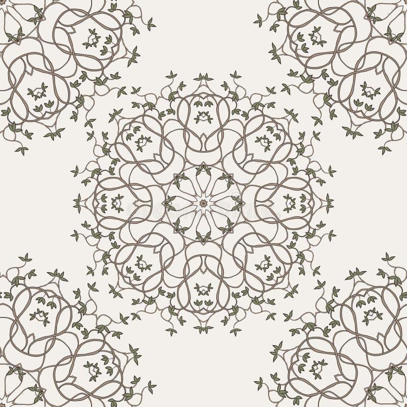 Download вал картины безшовный иллюстрация вектора. иллюстрации насчитывающей ретро - 41659121
