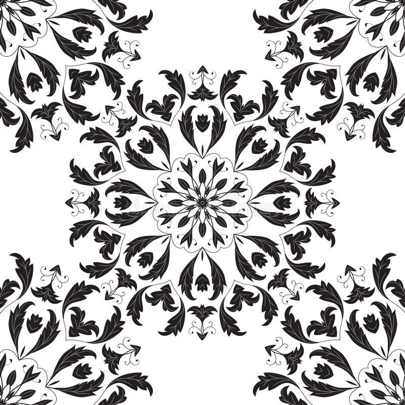 Download вал картины безшовный иллюстрация вектора. иллюстрации насчитывающей сад - 41659484