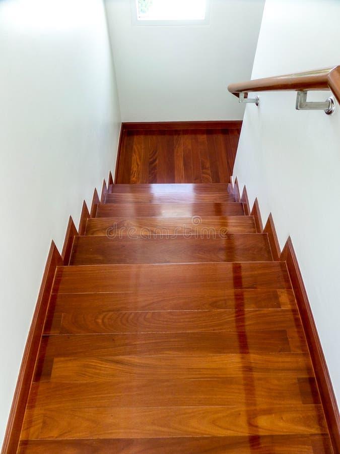 Вверх по лестнице к спальне стоковые фото