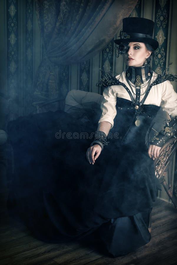 Введенные в моду одежды стоковые изображения rf